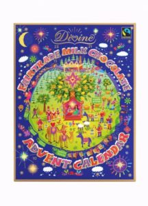 Chocolate Christmas Advent Calendar from Divine
