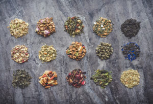 Loose leaf teas from Suki organic Fairtrade tea